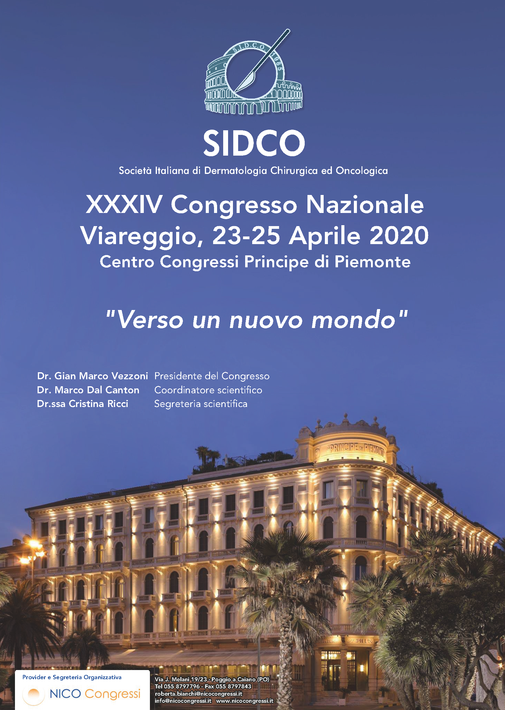 Calendario Eventi Ostuni 2020.L Agenda Del Dermatologo